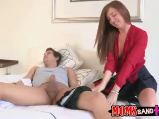 Darla Crane and Maddy Oreilly 3some fun