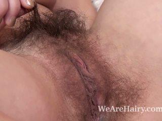 striptis, berambut cokelat, upskirts