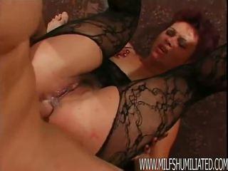 Milf hardcore anal sexe