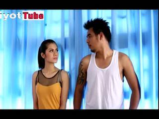 Asiática tailandesa mejores presilla sexo vídeo