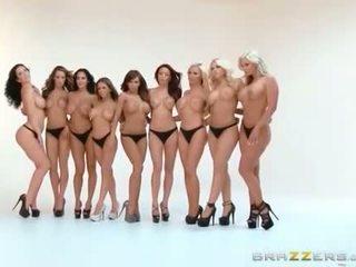 Puncak brazzers bintang porno kacau di hidup menunjukkan