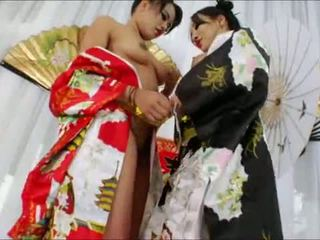 Yummy Oriental Beauties Annie Cruz And Asa Akira Ass Wrecked