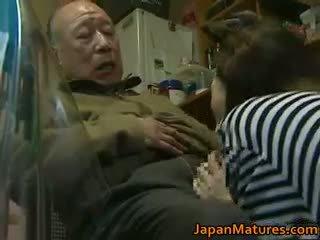 Japonská máma jsem rád šoustat enjoys horký pohlaví part6