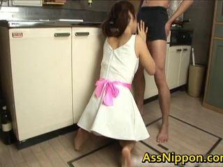 Ann takamiya 亞洲人 floozy enjoys getting