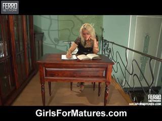 Dziewczyny na dojrzewa zestawienie z juliet, alana, nora