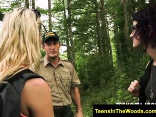 Teensinthewoods marsha gali būti bday vergavimas