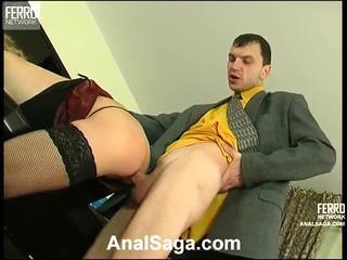 Alina en ralph anaal koppel onto mov