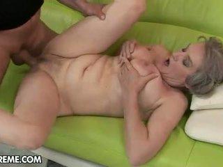 bunicuță, mamele și boys, granny fucking