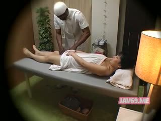 japanse, massage, verborgen cams
