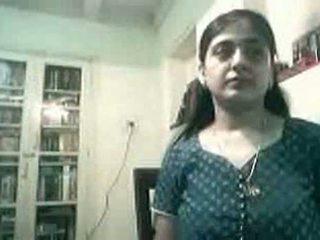 Grávida indiana casal a foder em webcam - kurb