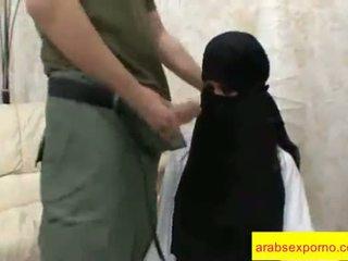 dívka, sex, arab