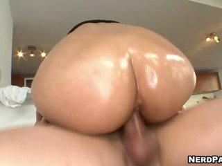 riding, big ass, anal creampie