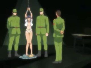 Manga Cutie Got Imprisoned By Soldiers
