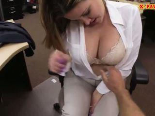 oral, gros seins, mature