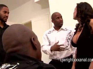 Lisa ann - 女士 媽媽我喜歡操 gangbanged 由 blacks guy
