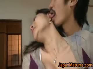 Ayane Asakura Mature Asian Model Has Sex Part3