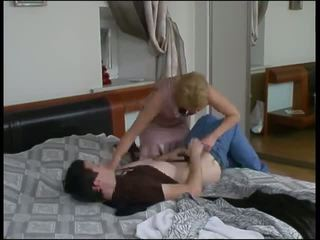 Step mom loves young boys Video