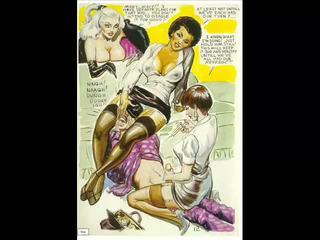 De epoca evil sexual femdom comic