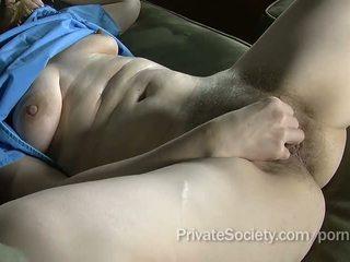 orgasmo, vecchio, masturbarsi