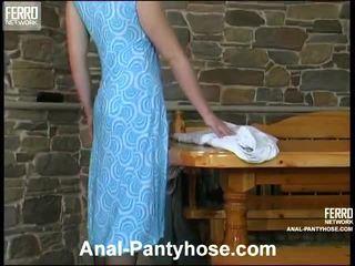vse hardcore sex, fun analni seks najbolj vroča, fun hlačne nogavice svež