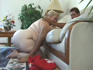 blondes, rasv, fat mature