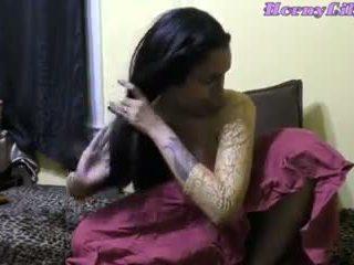 角質 lily インディアン bhabhi diwali 役割 遊ぶ で hindi: ポルノの 09