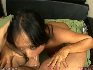 deepthroat, oral, dövmeli