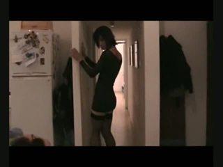 crossdresser, model, transvestita