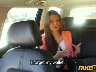 Russian amateur teen gets in wrong taxi