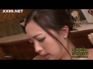 Muda istri bos seduced staf 06