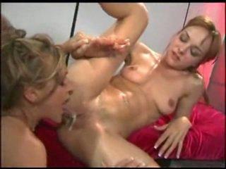 クリームパイ eating と 精液 キス