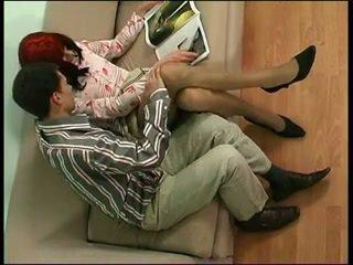 Filthy cd écartement jambes pour baise
