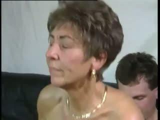 Tante: безкоштовно бабуся & старий & молодий порно відео