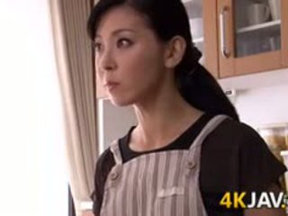 Japoniškas žmona gets pakliuvom