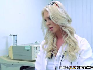 blowjobs, blondes, doctor