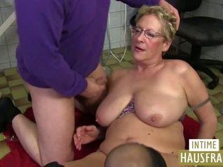 Oma putz: intime hausfrauen & pinxta 포르노를 비디오