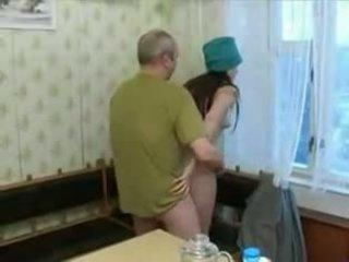 रूसी, smalltits, oldman