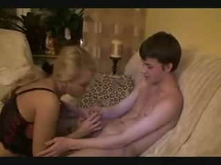 Bijenny make good to younger boy part 1