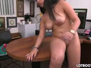 hottest brunette, most big boobs, doggystyle
