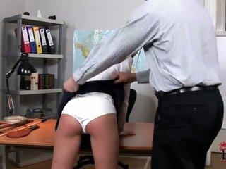 briunetė, hardcore sex, europos