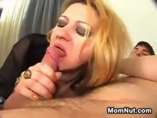 blowjob, lick, blonde