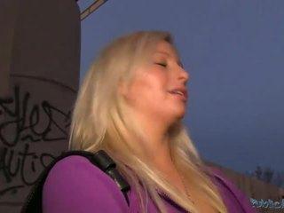 seks oralny, blondynki, miga