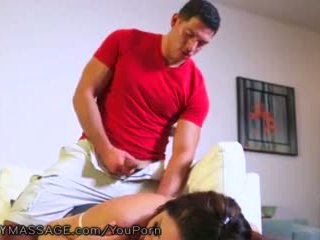 masturbim, masazh, mom