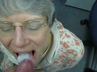 Oma liebt warmes sperma im mund, free porno c7