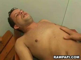 Homo Barebacking With Yummy Cum Unloading