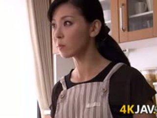 Japanilainen vaimo gets perseestä