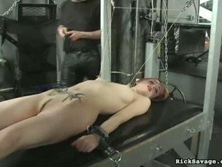 Rick savage binds en punishes
