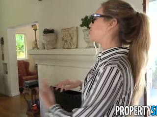 Propertysex - shady ekte estate agent tricks klient til