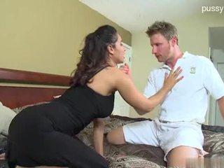 adolescence, latin, titty-fuck