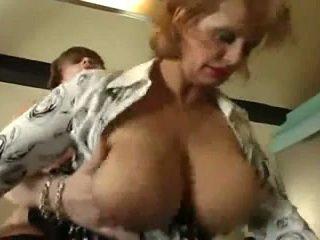 big boobs, old+young, german
